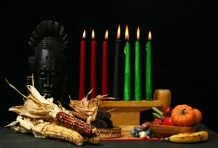 Kwanzaa supplies for a party