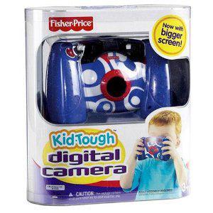 Fisher Price Kid-Tough Digital Camera