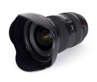 Long camera lens