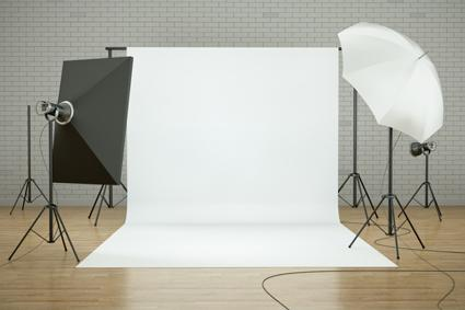 Photography Studio Setup