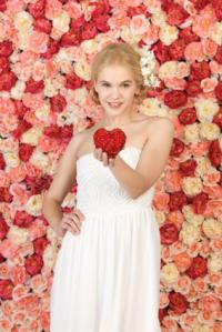Backdrop of Roses