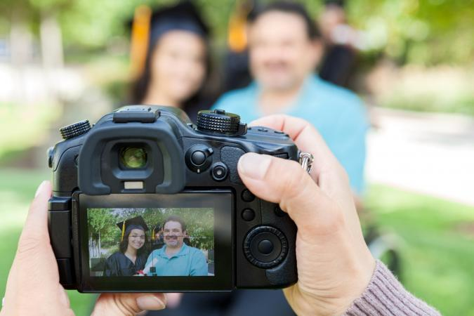 Find out how to spice up your graduation photos.