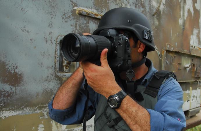 Photojournalist