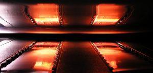 film on a scanner