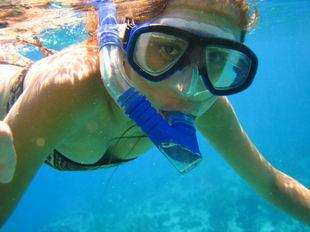 LTK Phototography has tips on recording your underwater adventures.