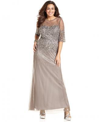 Macys Plus Size Dresses Wedding Guest