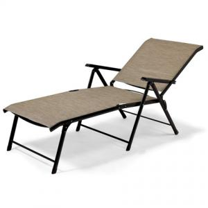 Living XL Folding Lounger