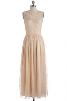 ModCloth Ethereal Girl Dress