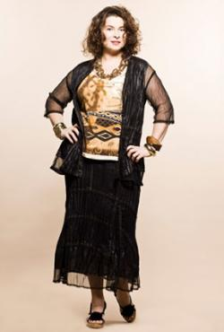 Plus Size Upscale Women's Clothing