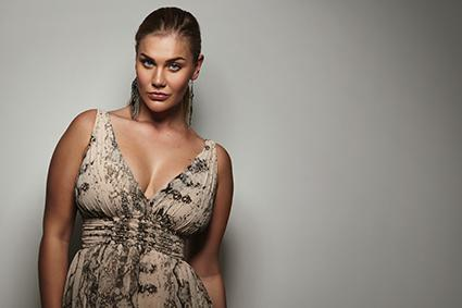 how to become a plus size model | lovetoknow