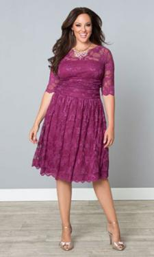 Finding Plus Size Spring Dresses