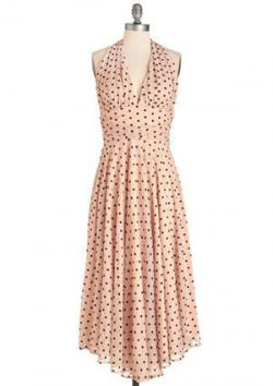 Modcloth Amour Than Anything Dress