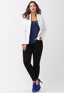 Lane Bryant Modernist Suit Jacket