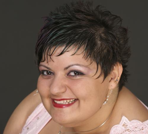 short hairstyles for overweight women new fashions