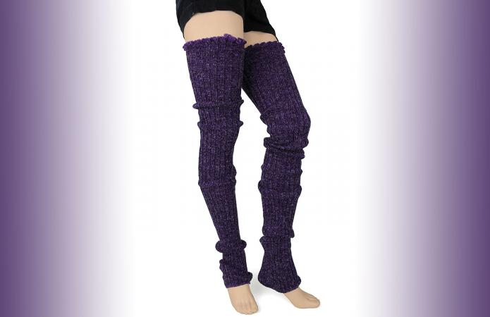 Super Long Leg Warmers