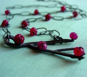 Berries Necklace