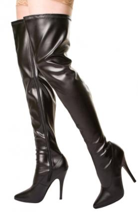 thigh high stretch boots plus size boot ri
