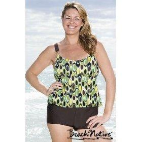Slimming Swimsuits for All — Including Plus Size Swimwear. The leader in stunning fashion control swimwear, Miraclesuit makes slimming swimsuits and shapewear designed to specifically fit each unique body, confidently making a woman look and feel 10 lbs. lighter in 10 seconds.