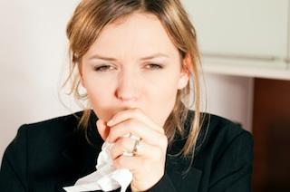 Unproductive cough