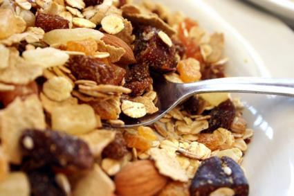 whole grain cereal pregnancy nutrition