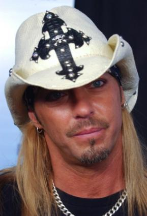 Bret michaels bald without bandana 1 pictures