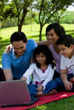 Monitoring computer usage is the best way to keep your children safe online.