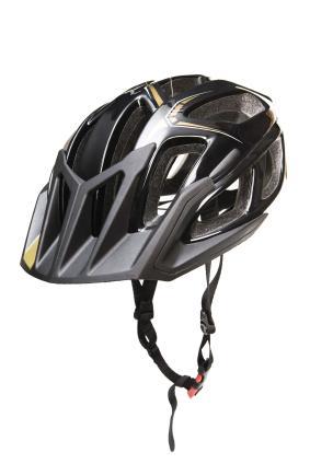 Black Bike Helmet