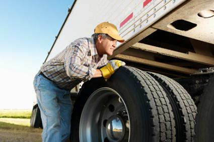 Truck Driver Safety Inspection