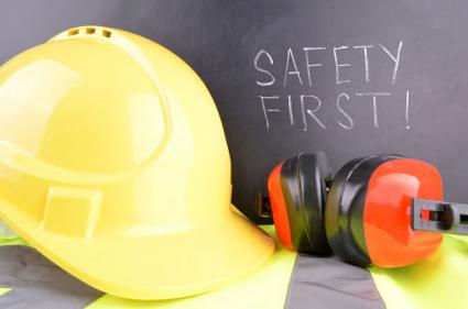 Safety in the work place
