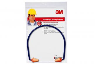 3M TEKK Protection Band Style Hearing Protector