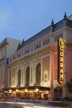 The Curran Theatre