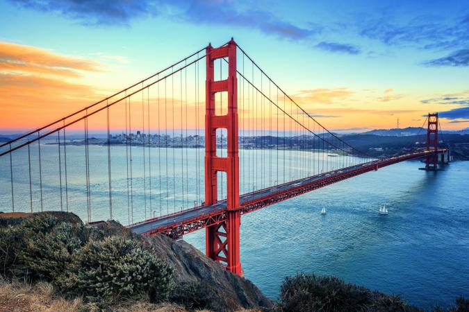 What is the importance of the Golden Gate Bridge?
