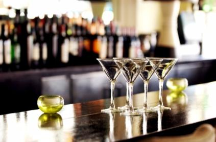 upscale bar