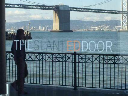 Slanted Door SF