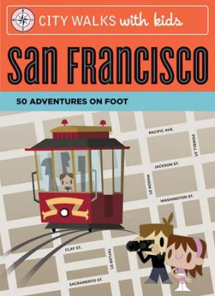 San Francisco is a fun city to explore on foot