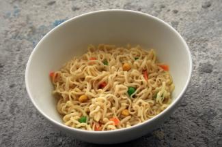Ramen Noodle Stir Fry
