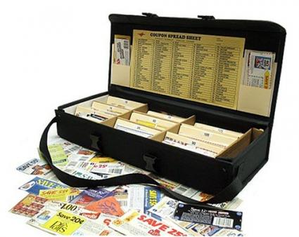 Pro Deluxe Coupon Organizer IV