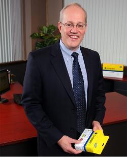 Bill Swanson, CEO of Cartridge World North America