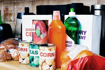 Generic Label Groceries