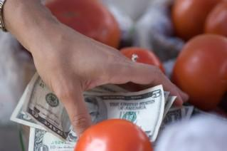 Save money on healthy foods.