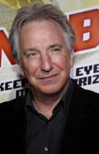 alan rickman die hard. in Die Hard and later as