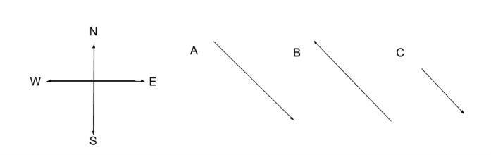 Velocity vector