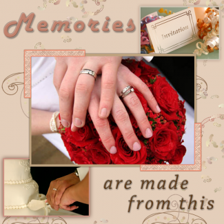 Related image with wedding scrapbook ideas lovetoknow advice you can