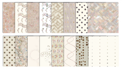 beige digital scrapbooking downloads