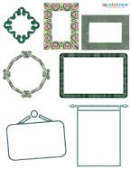 scrapbooking frames 1