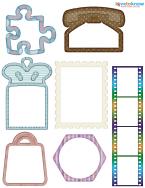scrapbooking frames 3