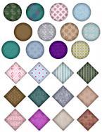 button scrapbook clip art