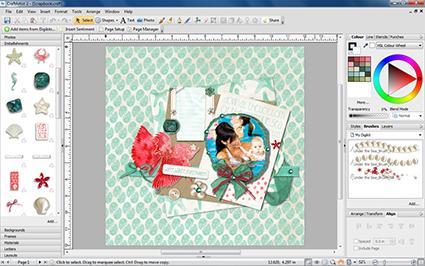 Screenshot of CraftArtist 2 Professional