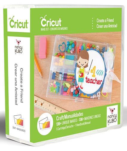 Cricut Create a Friend Cartridge