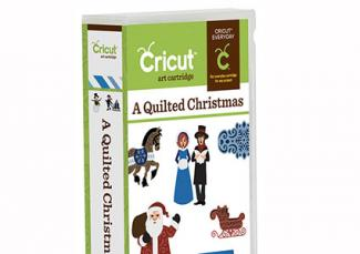 Where to Find Cricut Cartridges | LoveToKnow : a quilted christmas cricut cartridge - Adamdwight.com